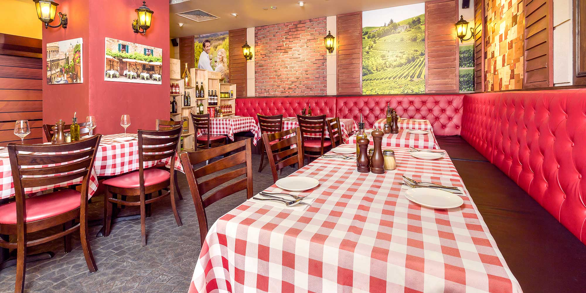 Tuscan Italian Restaurant - Authentic Tuscan Cuisine